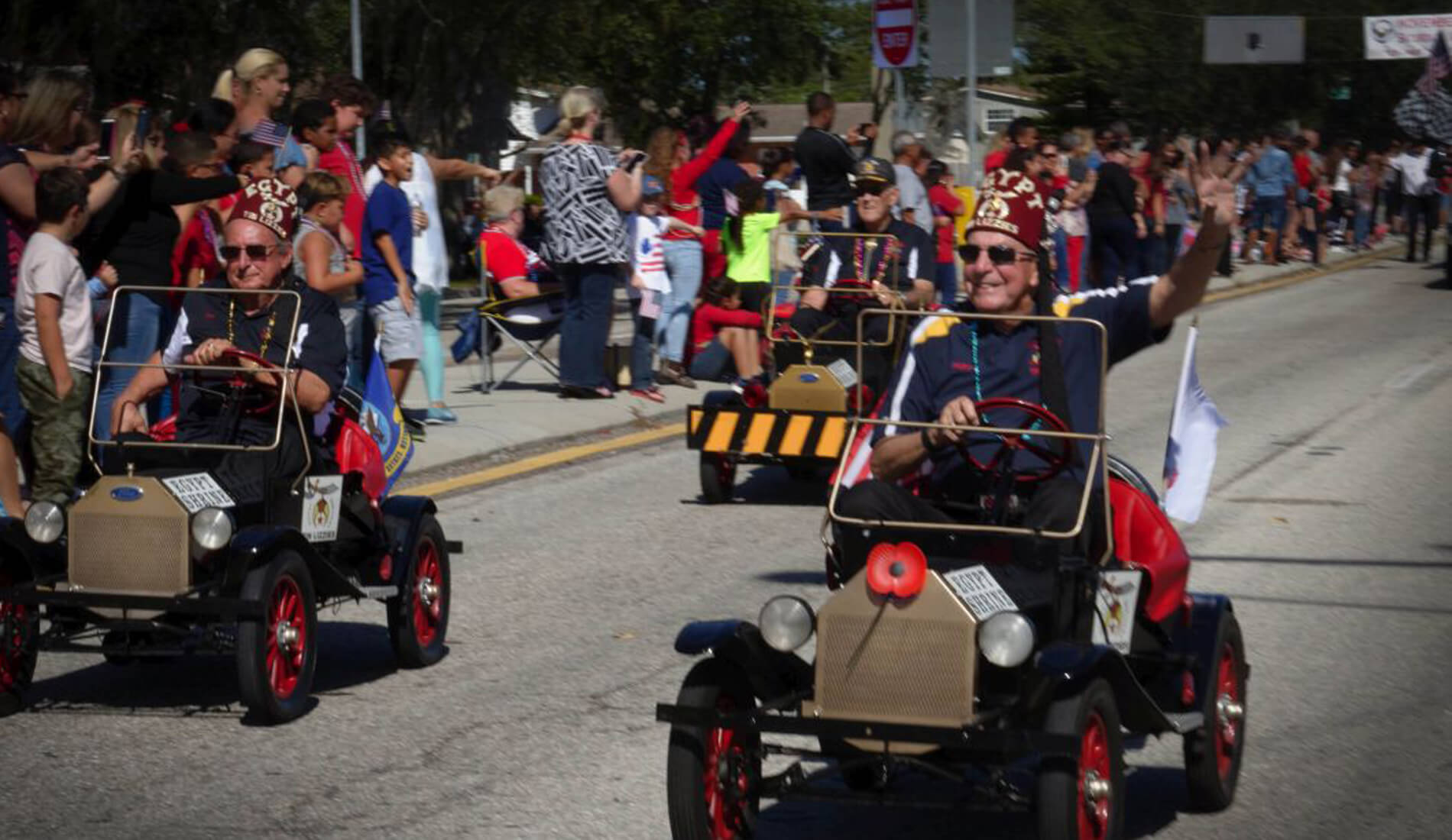 Tampa Bay Veterans Parade