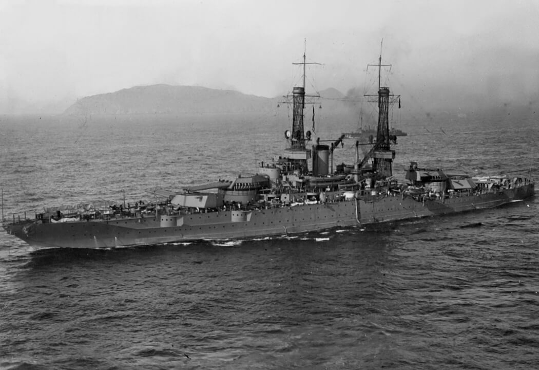 USS New Mexico (BB-40)